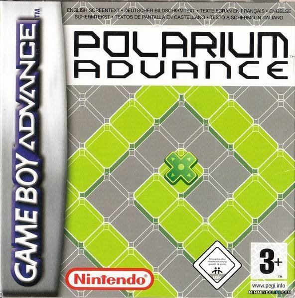 Polarium Advance Polarium Advance Review Wii U eShop GBA Nintendo Life