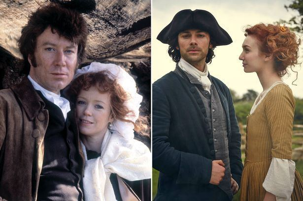 Poldark (1975 TV series) Poldark Where are they now Original actors and new roles Mirror
