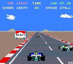 Pole Position II Pole Position II Videogame by Atari