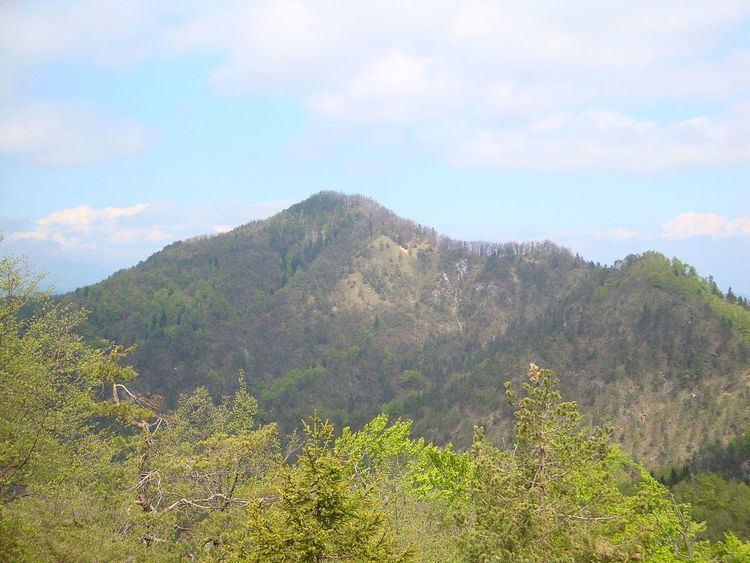 Polhov Gradec Hills