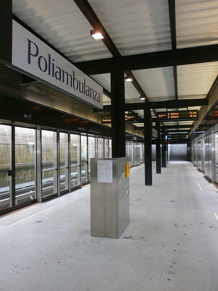 Poliambulanza (Brescia Metro)