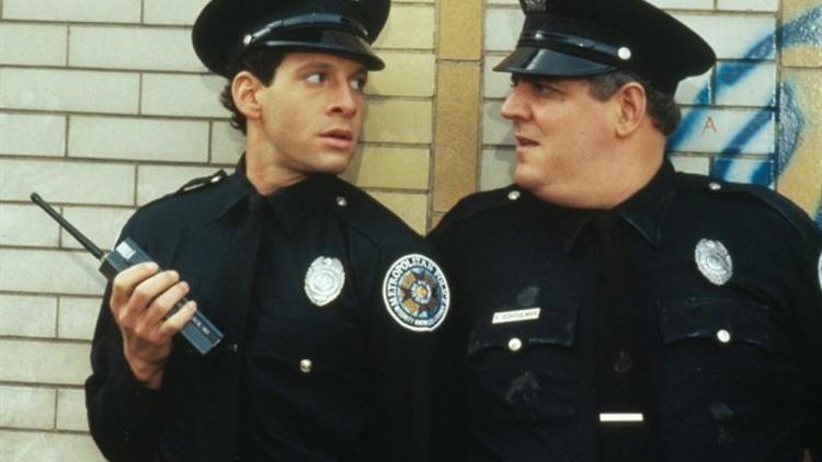 Art Metrano Police Academy