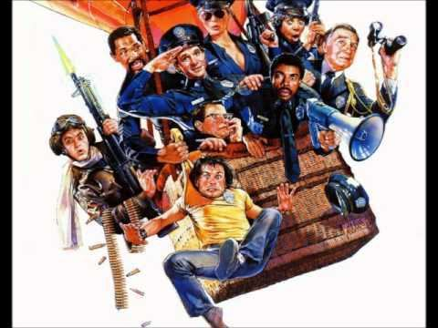 Police Academy 4: Citizens on Patrol Police Academy 4 Citizens On Patrol Rap 1987 YouTube