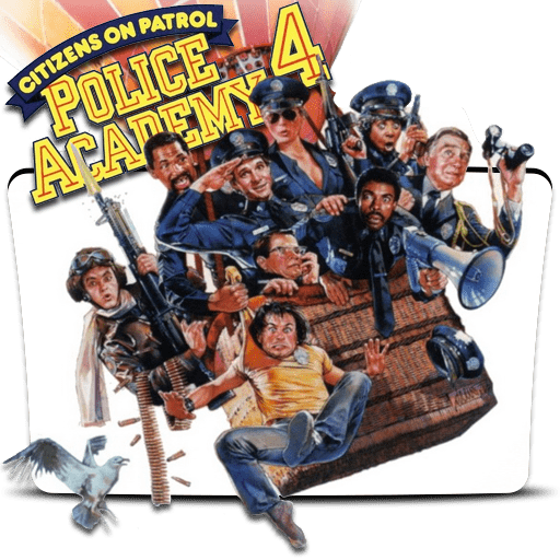 Police Academy 4: Citizens on Patrol Police Academy 4 Citizens on Patrol 1987 by DrDarkDoom on DeviantArt