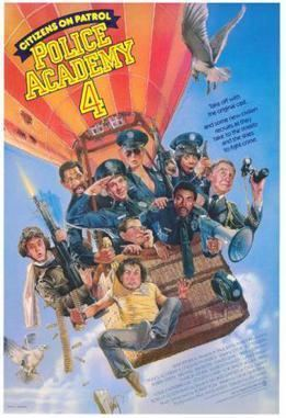 Police Academy 4: Citizens on Patrol Police Academy 4 Citizens on Patrol Wikipedia