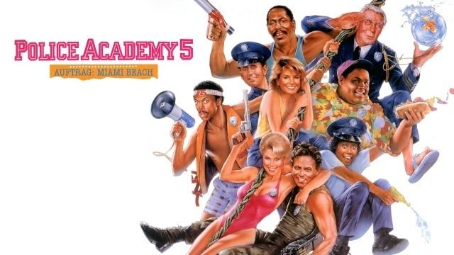 Police Academy 5: Assignment Miami Beach Police Academy 5 Assignment Miami Beach Alchetron the free