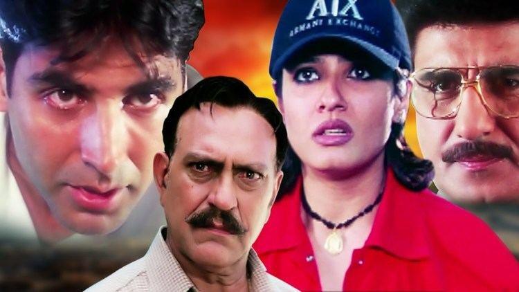 Police Force An Inside Story Trailer Akshay Kumar Raveena