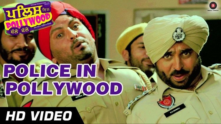 Police in Pollywood Police In Pollywood Official Video HD Police In Pollywood Anuj