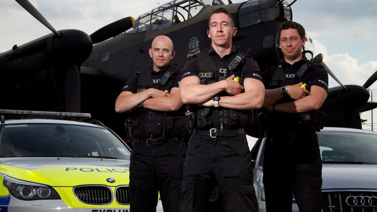 Police Interceptors New Police Interceptors series with Lincolnshire force airs next week