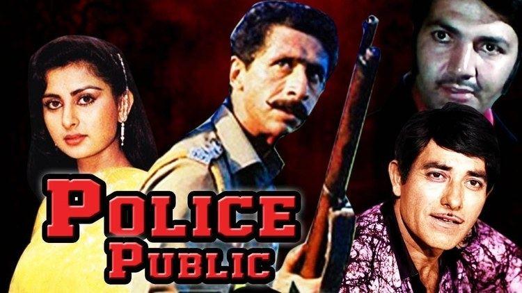 Police Public 1990 Full Hindi Movie Raaj Kumar Poonam Dhillon