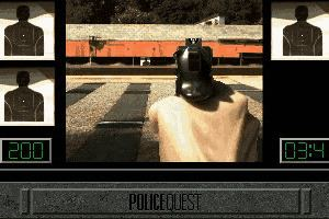 Police Quest: Open Season Download Daryl F Gates Police Quest Open Season My Abandonware