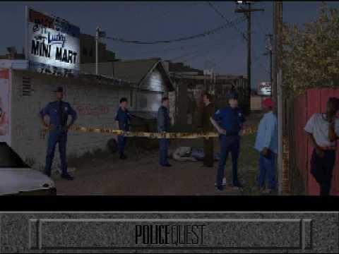 Police Quest: Open Season Police Quest 4 Open Season Part 1 YouTube