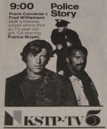 Police Story (1973 TV series) Police Story TV Series 1973 1978
