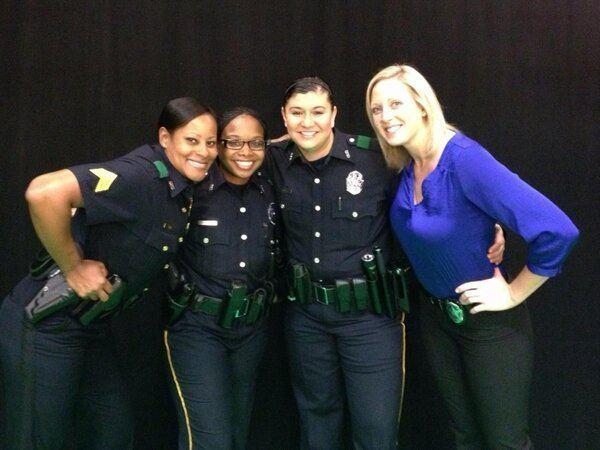 Police Women of Dallas Yvette Gonzales DPDYvette Twitter