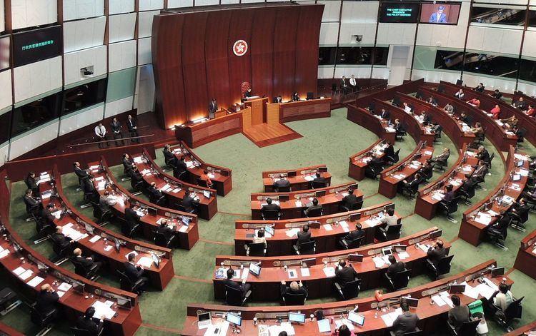 Policy address of Hong Kong