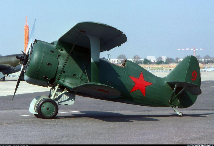 Polikarpov I-153 Polikarpov I153 Untitled Aviation Photo 1044449 Airlinersnet