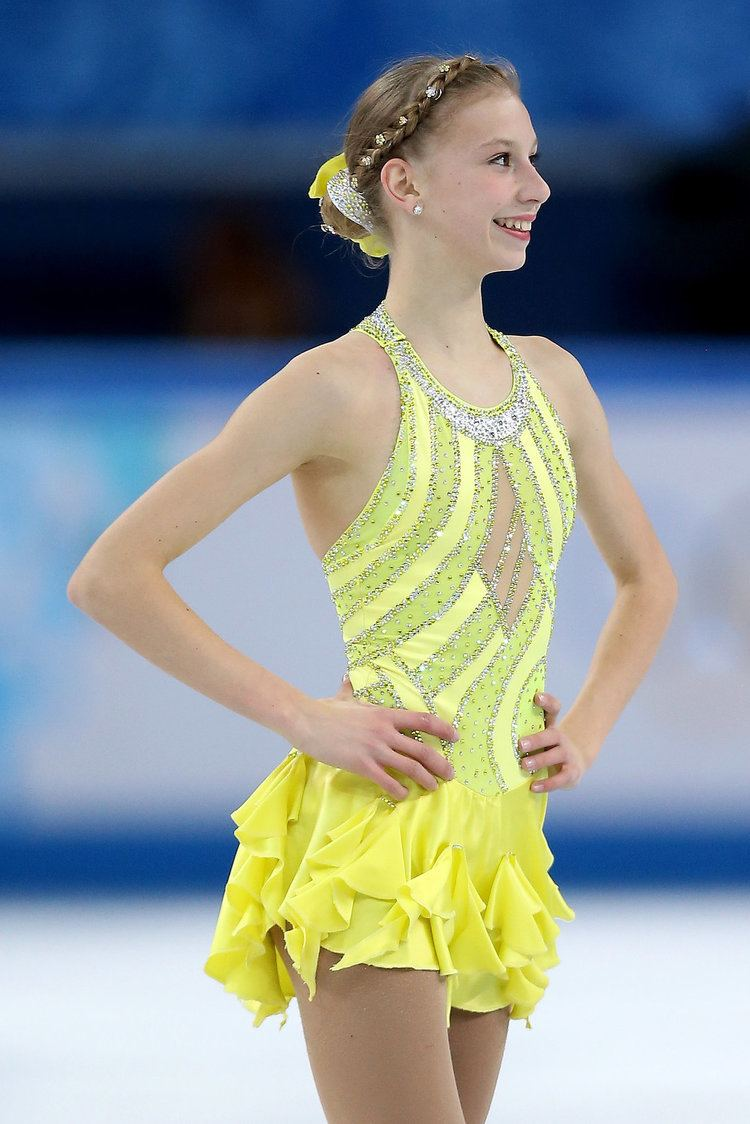 Polina Edmunds Polina Edmunds USA Medals Are Done But Who Won Best