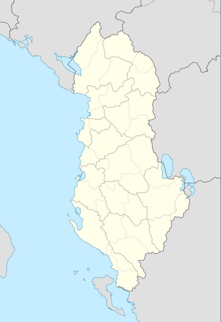 Polis, Albania