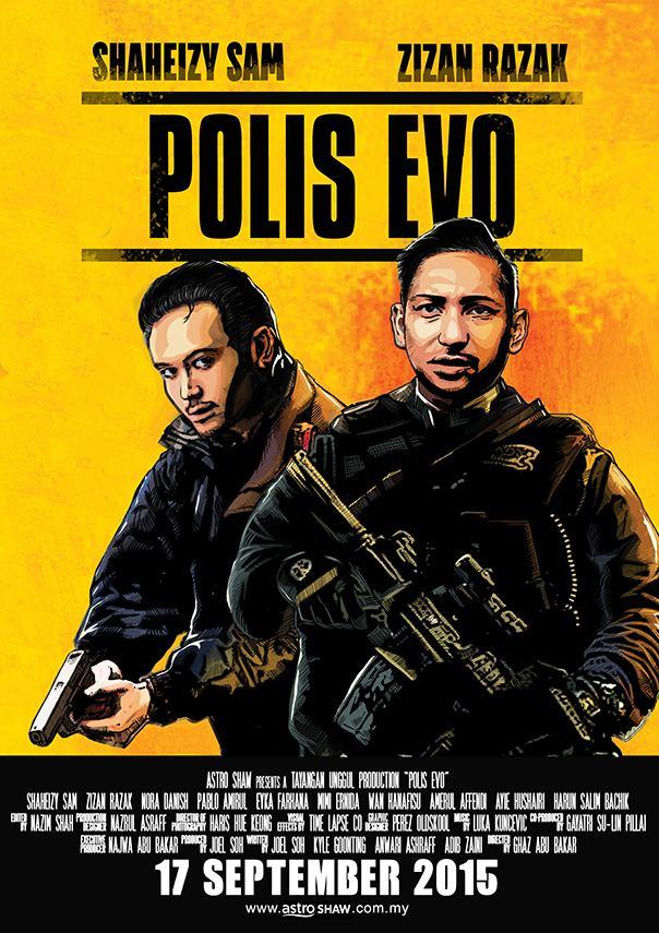 Polis Evo Polis Evo 2015