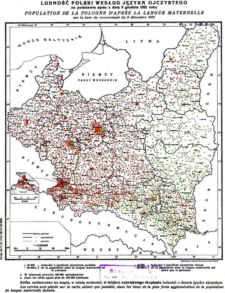 Polish census of 1931