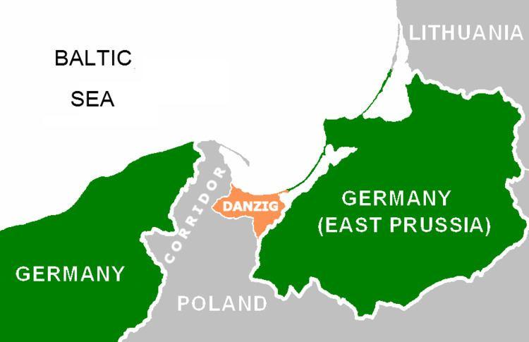 Polish Corridor Polish Corridor Wikipedia
