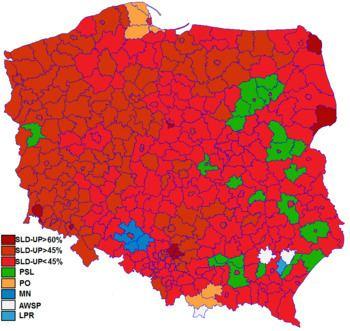 Polish parliamentary election, 2001 httpsuploadwikimediaorgwikipediacommonsthu