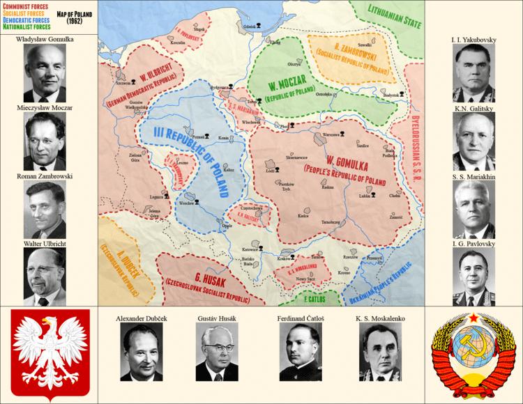 Polish People's Republic III World War People39s Republic of Poland part 2 by Sevgart on