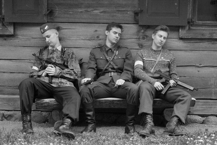 Polish Underground State Polish Underground State soldiers 2 by DrianaFeowell on DeviantArt