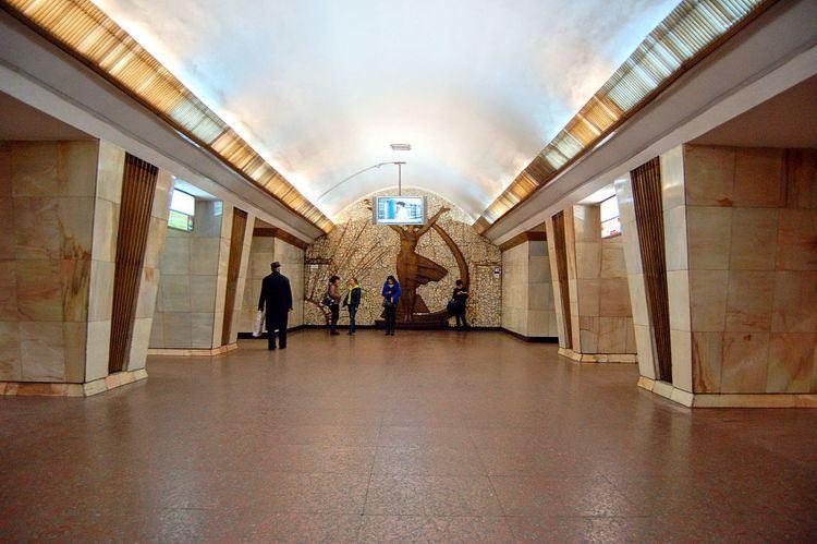 Politekhnichnyi Instytut (Kiev Metro)