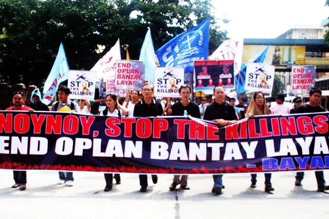 Political killings in the Philippines (2001–10) wwwhumanrightsphilippinesnetwpsitewpcontentu