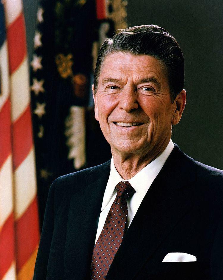 Political positions of Ronald Reagan