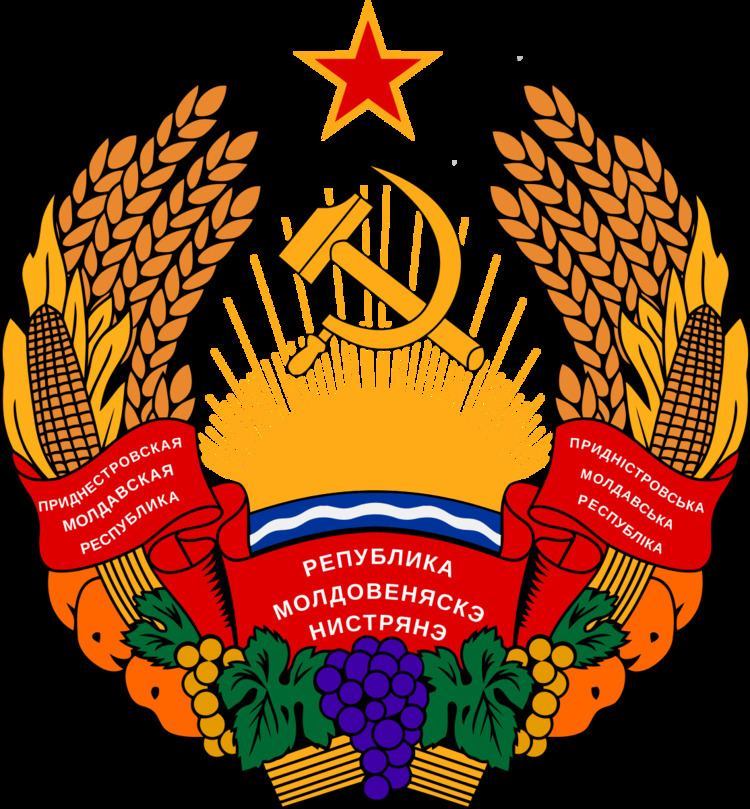 Political status of Transnistria