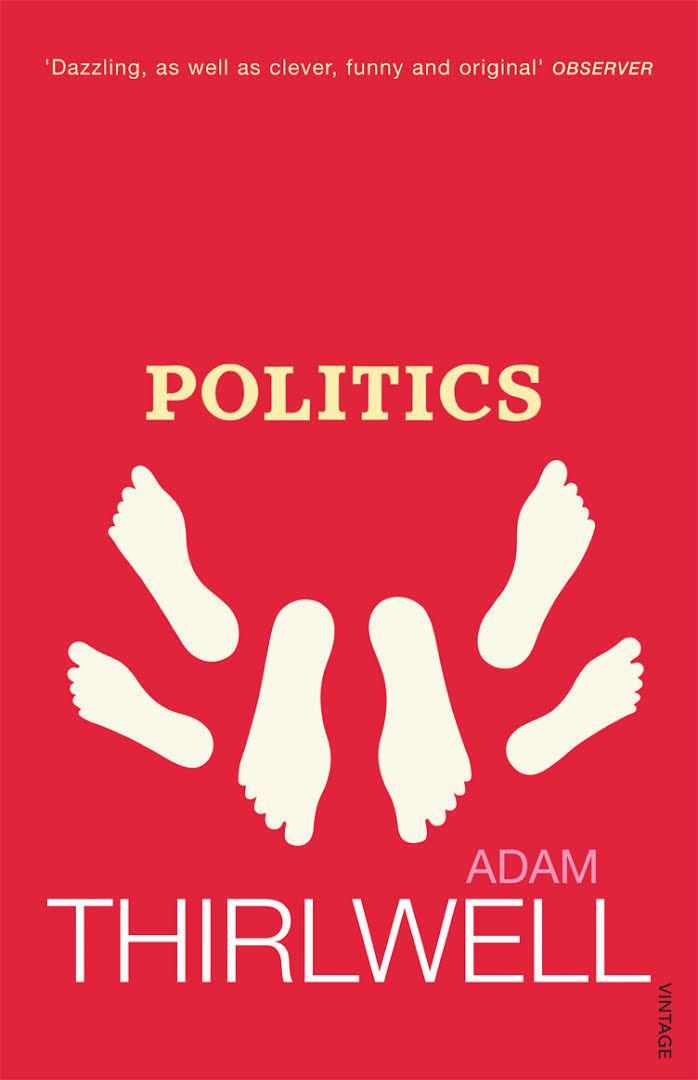 Politics (novel) t3gstaticcomimagesqtbnANd9GcQLo7JpMLsCWFL8pw