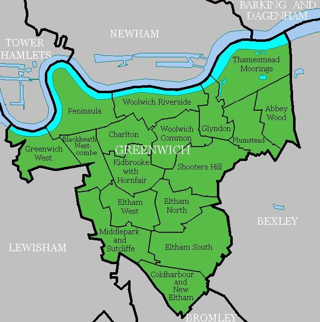 Politics of Greenwich