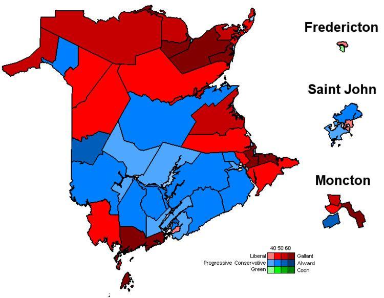 Politics of New Brunswick