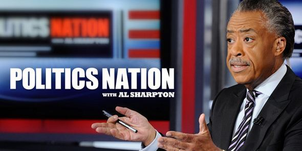 PoliticsNation with Al Sharpton MSNBC39s Conflict of Interest Al Sharpton