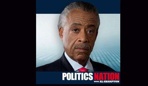 PoliticsNation with Al Sharpton PoliticsNation39 with Al Sharpton moved from daily MSNBC format
