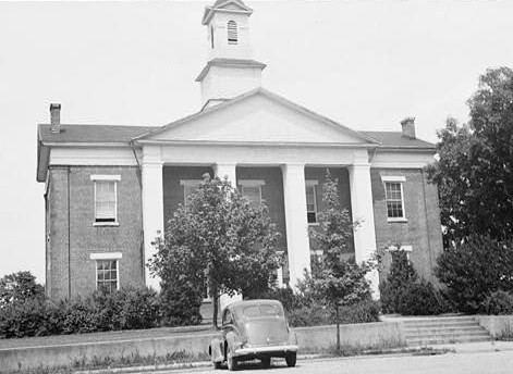 Polk County Courthouse (Columbus, North Carolina)