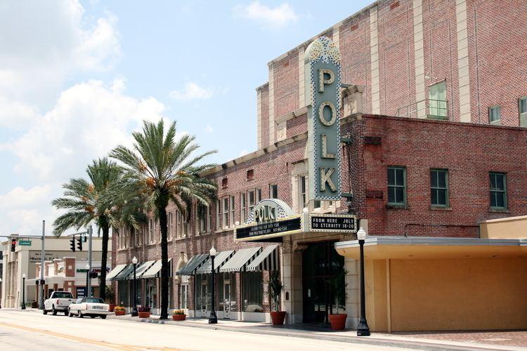 Polk Theatre (Lakeland, Florida)