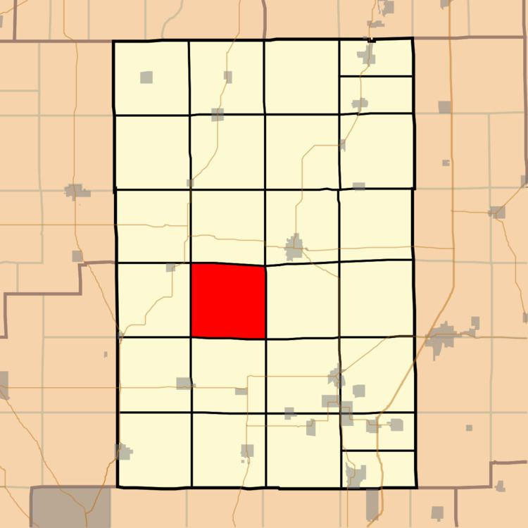 Polk Township, Macoupin County, Illinois