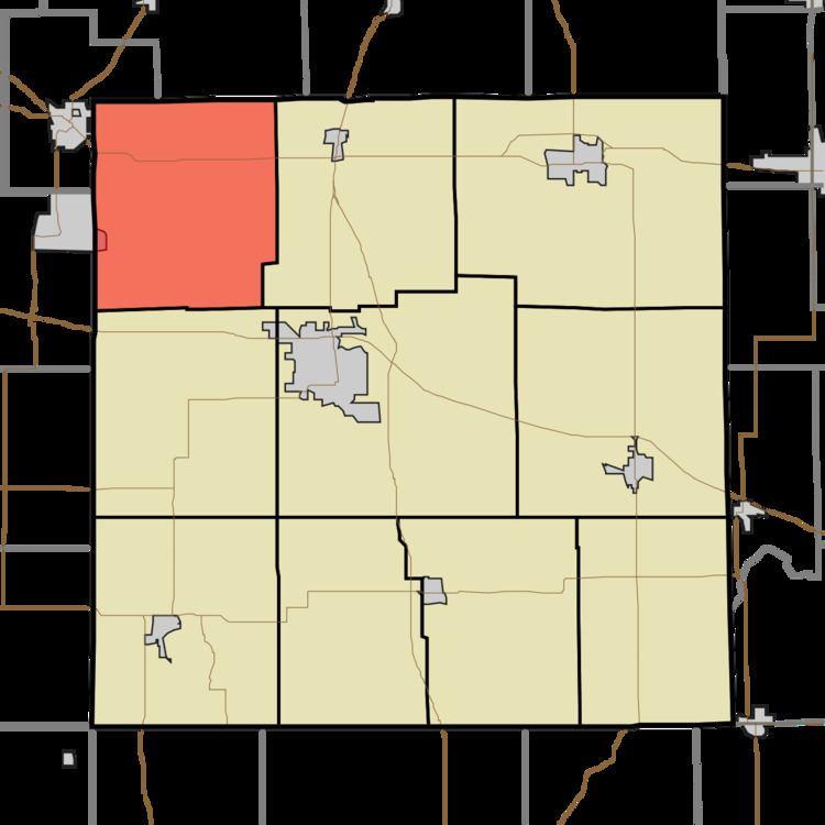 Polk Township, Marshall County, Indiana