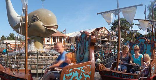 Polka Marina Grote opknapbeurt voor bootjesmolen Polka Marina in de Efteling