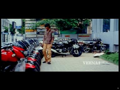 Polladhavan (2007 film) Pawan Cinema Chaat