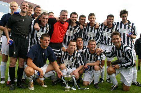 Pollok F.C. The Boys in Black and White Pollok FC Scotland