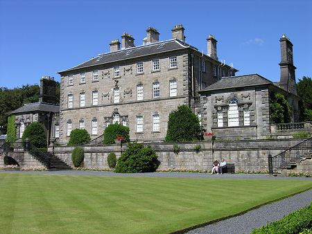Pollok House Pollok House Feature Page on Undiscovered Scotland