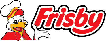 Pollos Frisby frisbycomcologopng