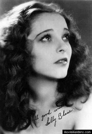 Polly Ann Young Sally Blane Blane was the sister of actresses Polly Ann
