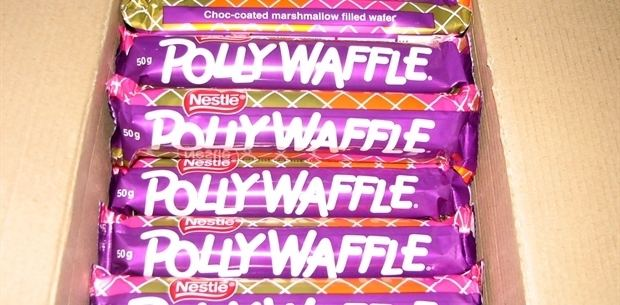 Polly Waffle Polly Waffles coming back OverSixty