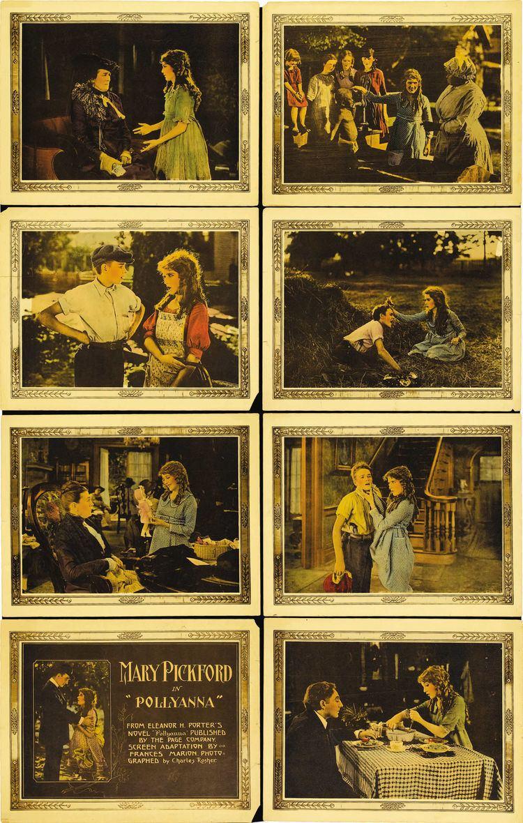 Pollyanna (1920 film) FilePollyanna 1920 lobby card setjpg Wikimedia Commons