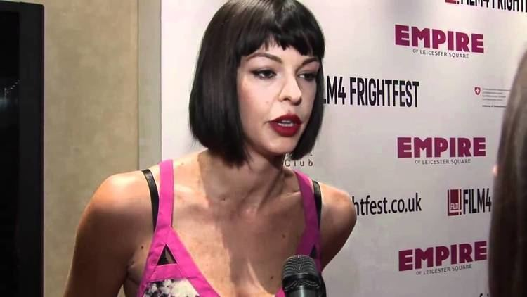 Pollyanna McIntosh Pollyanna McIntosh Interview YouTube
